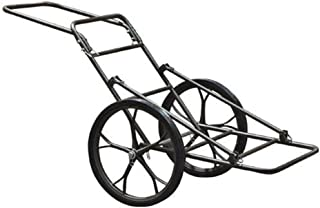 Image of 500lb Deer Cart Game Hauler Utility Hunting Accessories Gear Dolly Cart