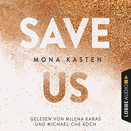 Save Us audiobook cover art