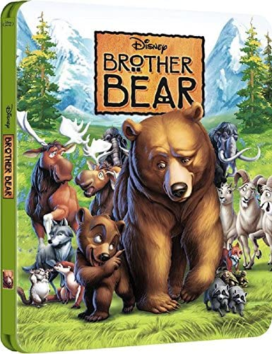 Brother Bear Blu ray product image