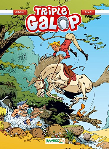 Triple galop - tome 09
