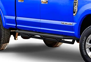 Tyger Auto TG-RS5F50128 Riser 5inch Black Side Step Rails Nerf Bars Running Boards Compatible with 1999-2016 Ford F250//350//450//550 Duty Super Cab