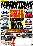 Motor Trend Magazine June 2017 | Luxury Lease Deals