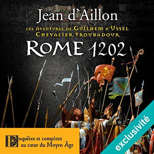 Rome 1202 audiobook cover art