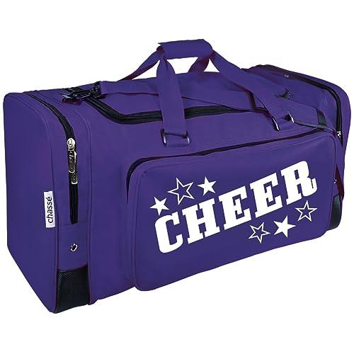 Chassé Girls  Champion Duffle Bag Purple 93589d2e34191