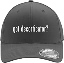 got Decorticator? - Adult Men's Flexfit Baseball Hat Cap