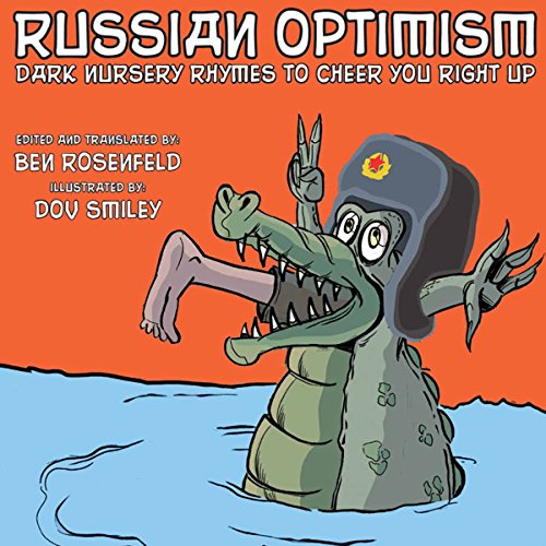 Russian Optimism audiobook cover art