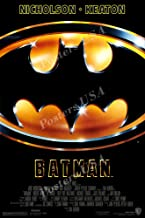 Posters USA - DC Batman 1989 Michael Keaton Movie Poster GLOSSY FINISH - FIL218 (16