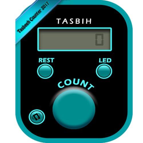 Click Counter Digital Tasbeeh Ramzan Zikr