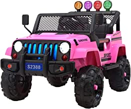 Best battery operated cars for 6 year olds Reviews