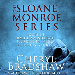 Sloane Monroe Series Boxed Set, Books 1-3                   By:                                                                                                                                 Cheryl Bradshaw                               Narrated by:                                                                                                                                 Crystal Sershen                      Length: 17 hrs and 35 mins     3 ratings     Overall 4.0