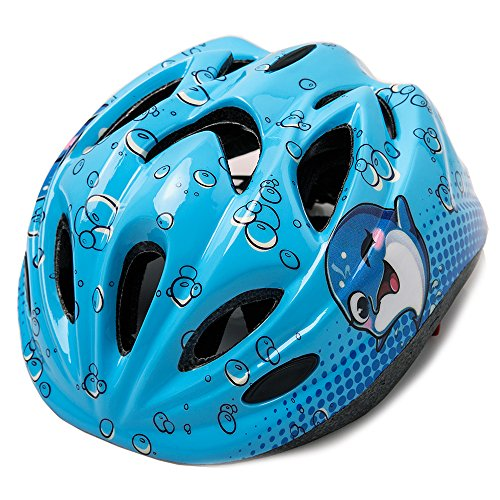 Read About ÉSASAM Helmets for Kids Multi-Sport Safety Bike Skating Scooter Toddler Helmet for Children Girls/Boys