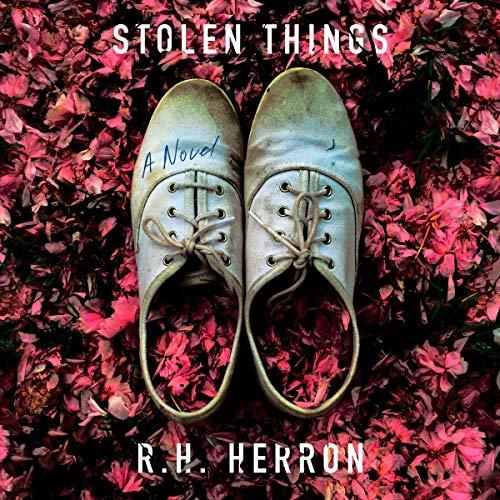 Stolen Things audiobook cover art