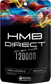 【Amazon限定ブランド】ISHOKU LIFE HMB DIRECT 420粒 30日分