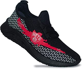 Xpert Amazing Sneakers for Kids,Light Weight Sneakers for Kids, Kids Shoes for Boys & Girls, Black Casual Shoes for Kids,C...