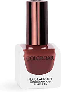 Colorbar Nail Lacquer, Walnut Brown, 12 ml
