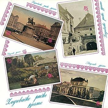 Zagrebačke Pučke Pjesme