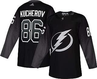 adidas Tampa Bay Lightning Nikita Kucherov Authentic Alternate Pro Jersey