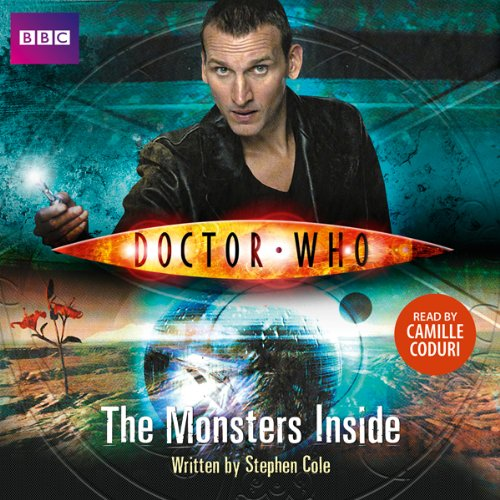 Doctor Who: The Monsters Inside audiobook cover art