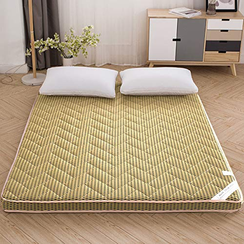 smzzz Home Decoration Accessories Memory Foam Mattresses Topper Camel 4D Bamboo Charcoal Stereo Comfort 6CM Bedding Breathable Mattress