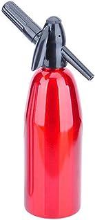 Personnalisé Soda Maker Boisson 1 Litre Aluminium Soda Siphons, Home Bar Manuel Extérieur Gazéifiée Bouteille Portable Sel...