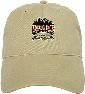 Jackson Hole Vintage Baseball Cap