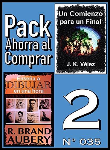 Pack Ahorra al Comprar 2 (Nº 035): Enseña a dibujar en una hora & Un Comienzo para un Final