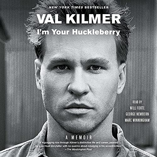 I'm Your Huckleberry Audiobook By Val Kilmer cover art
