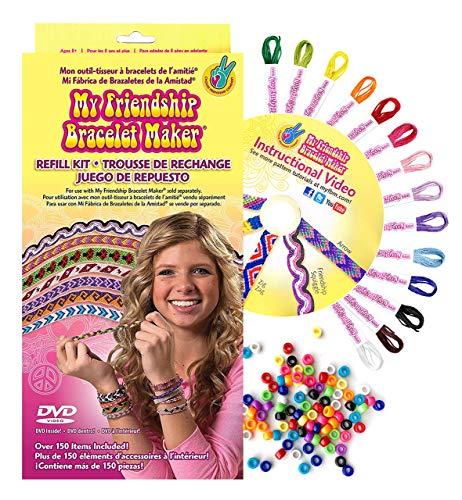 Choose Friendship, My Friendship Bracelet Refill Kit, Kids Jewelry...
