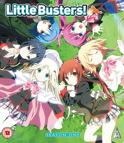 Max 41% OFF Cheap mail order specialty store Little Busters S1 Collection 2017 Blu-ray
