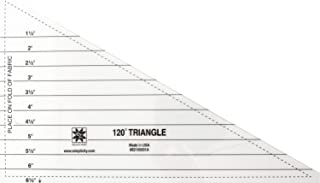 Wrights 160001A EZ Quilting 120 Degree Triangle