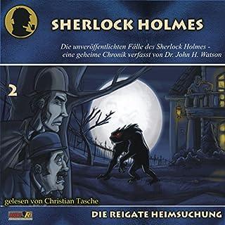 Die Reigate Heimsuchung (Die unveröffentlichten Fälle des Sherlock Holmes 2) Titelbild
