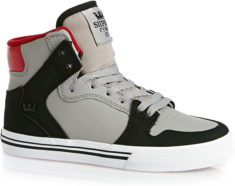 Supra Kids Vaider, Unisex Kids Hi-Top Sneakers