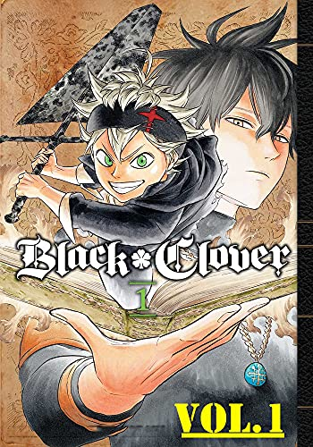 Black Clover, vol.1 - Yaku (English Edition)
