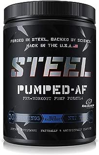 steel amped af