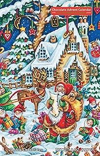 Santa's Helpers Chocolate Advent Calendar (Countdown to Christmas)