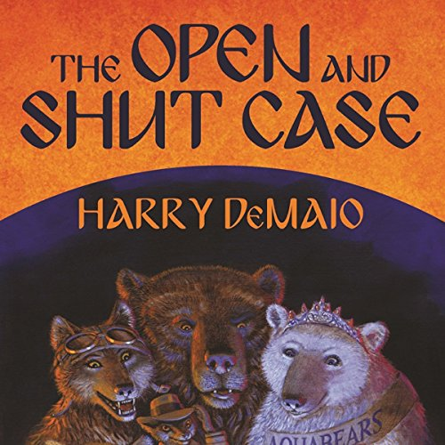 The Open and Shut Case  By  cover art