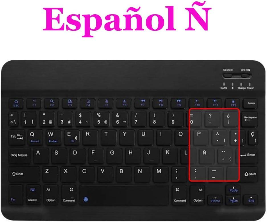 RLTech Funda Teclado Español Ñ para Lenovo Tab M10 FHD ...