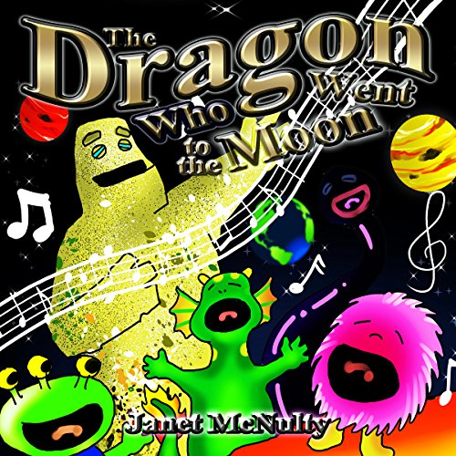 The Dragon Who Went to the Moon cover art
