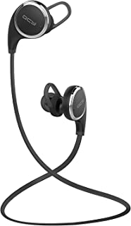 QCY QY8 Mini Bluetooth 4.1 Headphones with Microphone for iPhone, iPad, Samsung and..