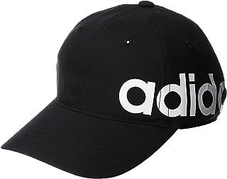 adidas Men's Baseball Bold Cap, Black (Black/White), OSFM