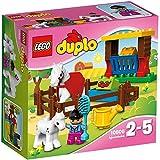 """レゴ (LEGO) デュプロ デュプロ®のまち""""うまのお世話"""" 10806"""