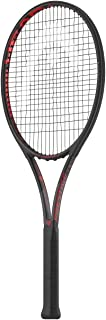 HEAD Graphene Touch Prestige MP (Midplus) 18x20 Red/Black Tennis Racquet (4 1/4