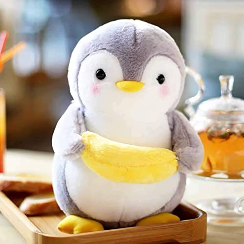 """discount Penguin Plush Toy Stuffed Animal Toy Baby Children Toy Doll discount Home outlet online sale Table Decoration, Gift for Kids Toddler, 9.8"""" online"""