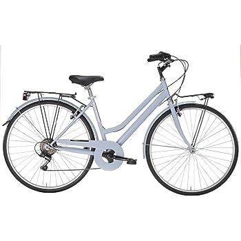 TOURING - Bicicleta ciudad 28 6s: Amazon.es: Deportes y aire libre