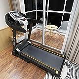 SIMPFREE APP Control Electric Folding Treadmill S8100 (APP Control_Black)