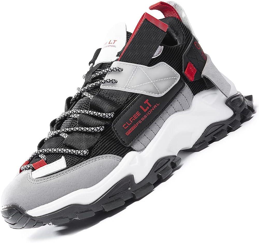 Great Flyor Men's Industry No. 1 Running Shoes Air Max 61% OFF Cushion Walking Tennis Sneak