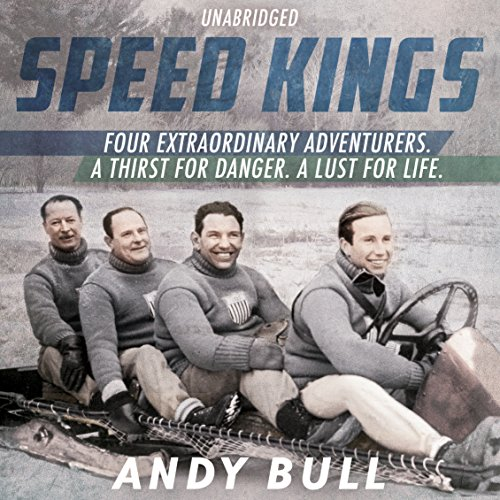 Speed Kings cover art
