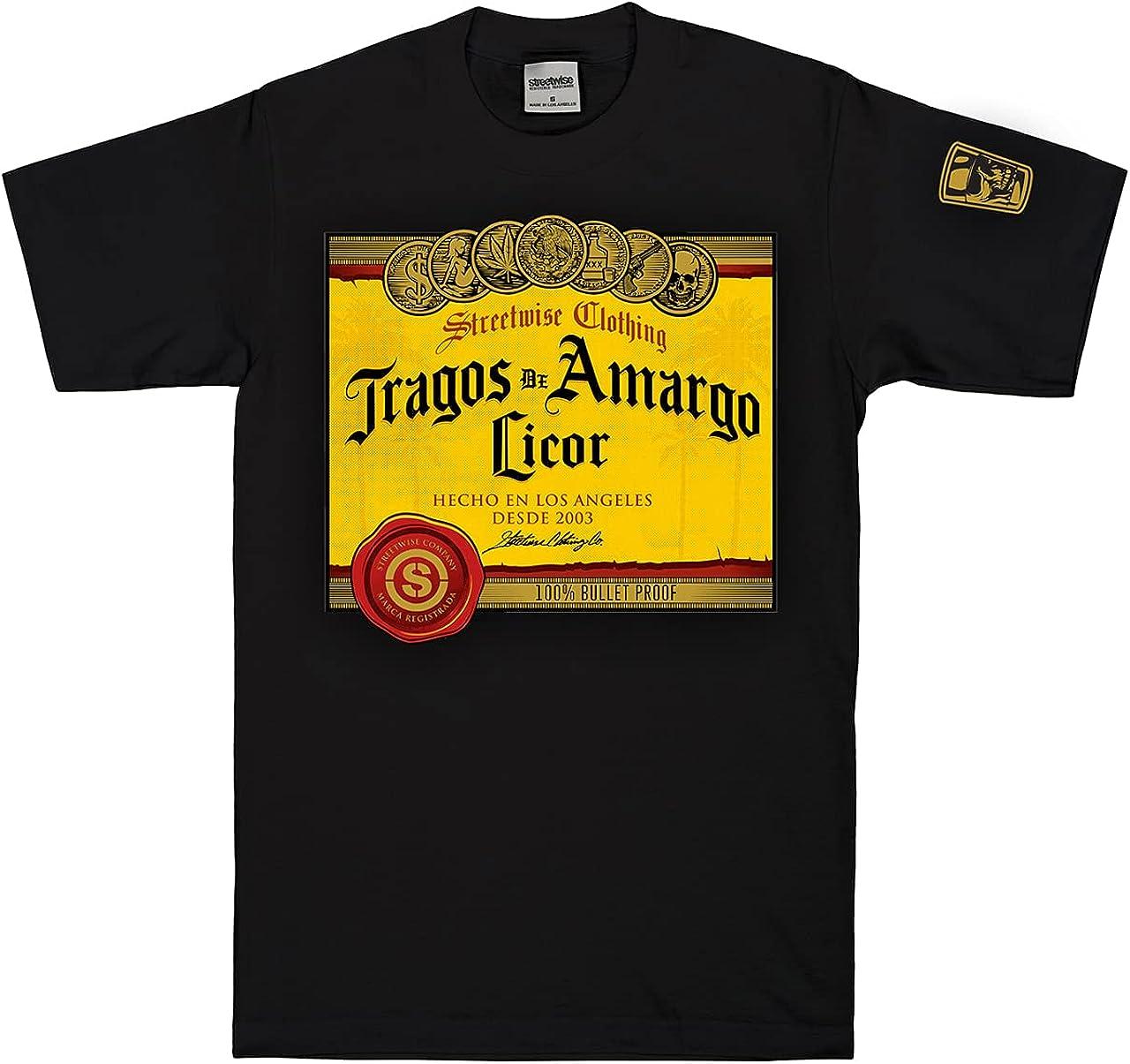 Streetwise gift Tragos Amargos T-Shirt Ranking TOP5