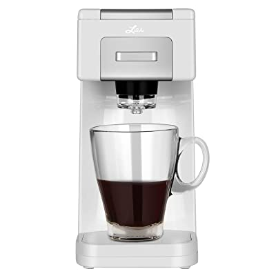Litchi Single Serve Coffee Maker for Most Singl...