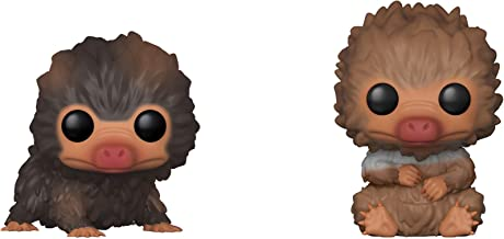 Funko Pop Movies: Fantastic Beasts 2 Crimes of Grindelwald - Baby Niffler (Brown and Tan) 2-Pack